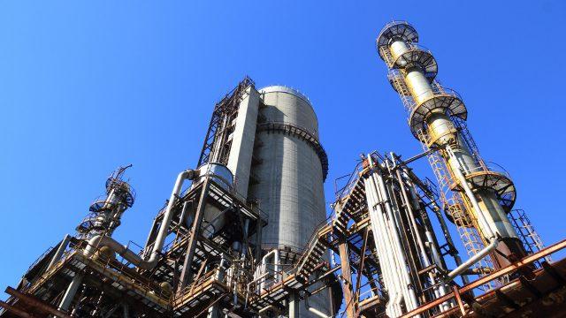 4 - chemical plants