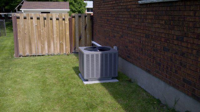 Kool Heat AC install